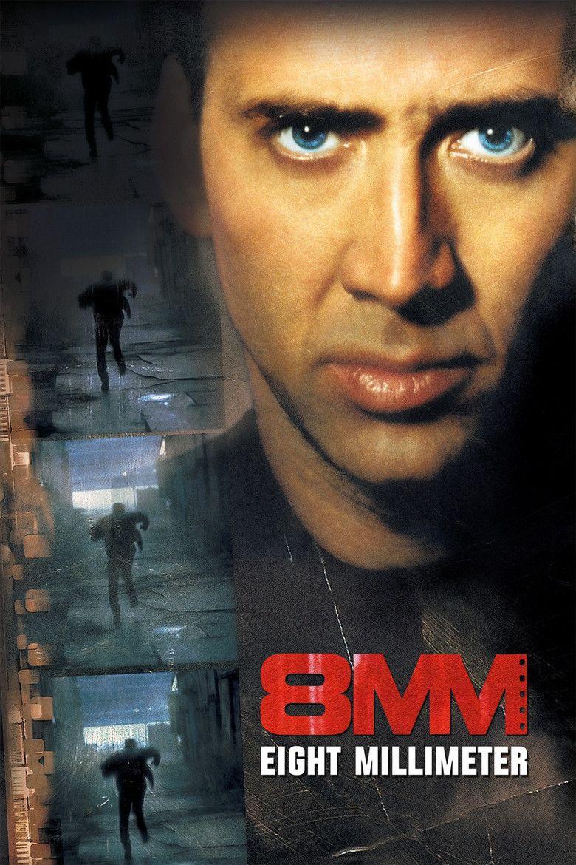 8mm (film) movie poster