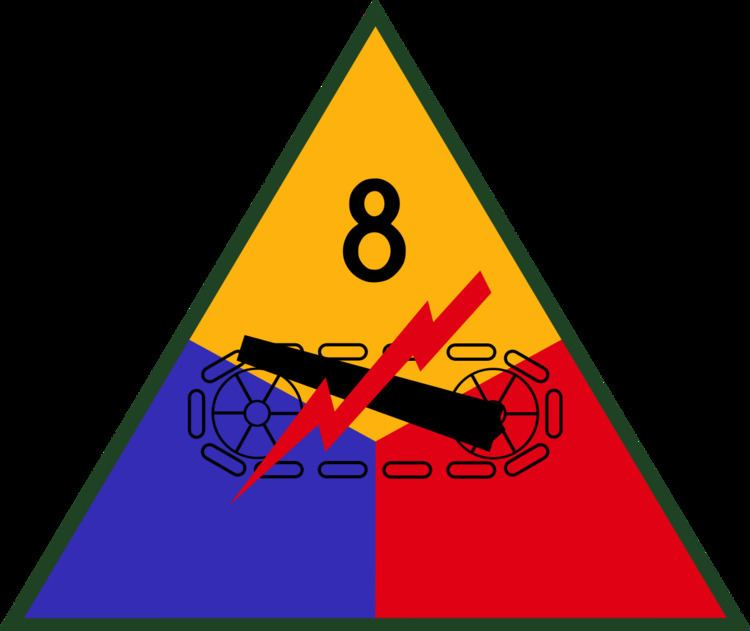 8th Armored Division (United States)