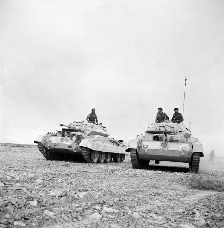 8th Armoured Brigade (United Kingdom)