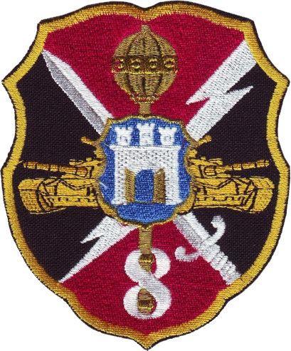 8th Army Corps (Ukraine)