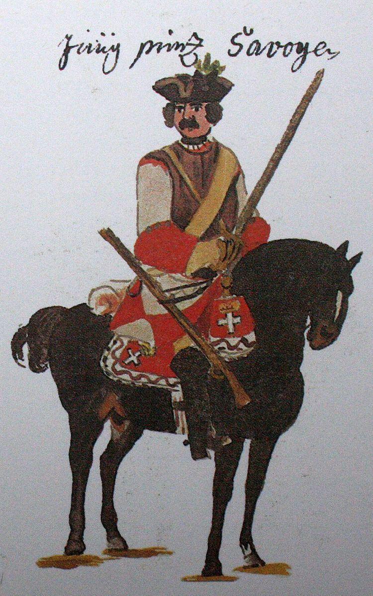 8th Bohemian Dragoons (Count Montecuccoli's)