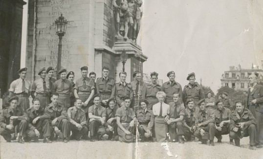 8th Canadian Hussars (Princess Louise's) Tilmon Arsenault Veteran Stories The Memory Project