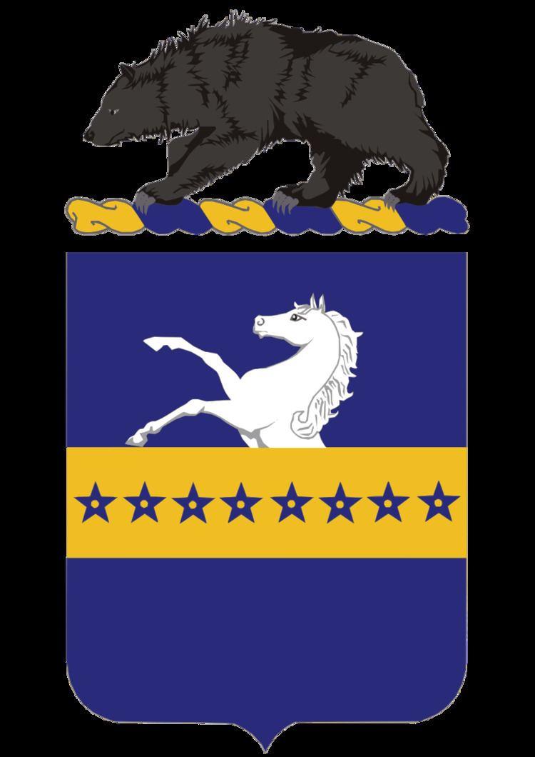 8th Cavalry Regiment