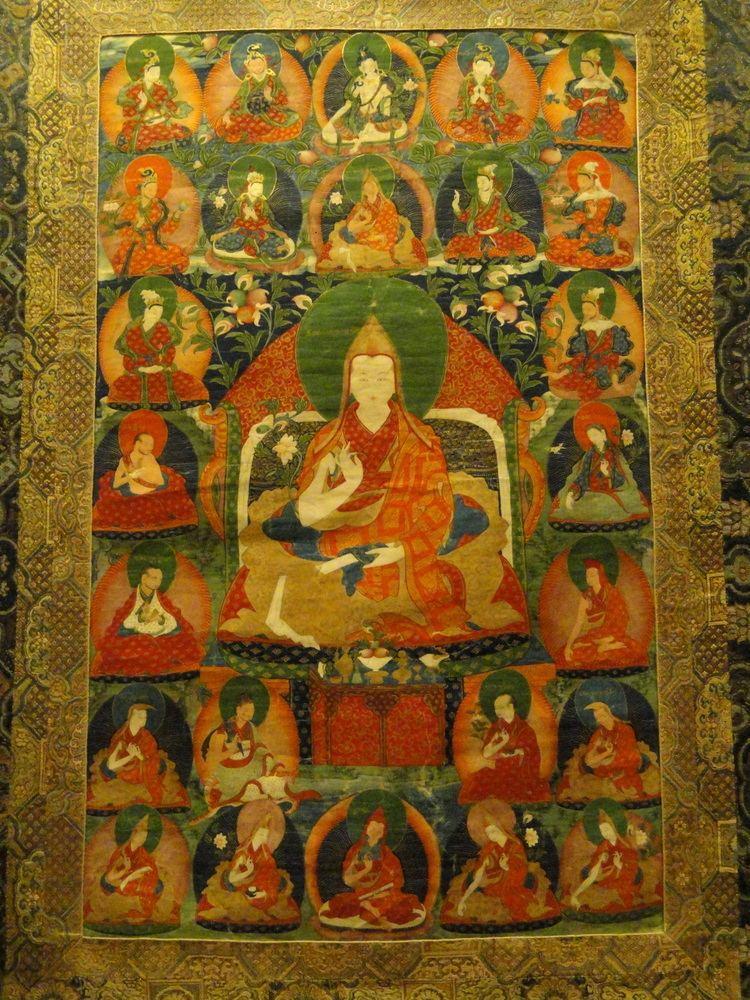 8th Dalai Lama FileJamphel Gyatso 8th Dalai Lama AMNH DSC06244JPG
