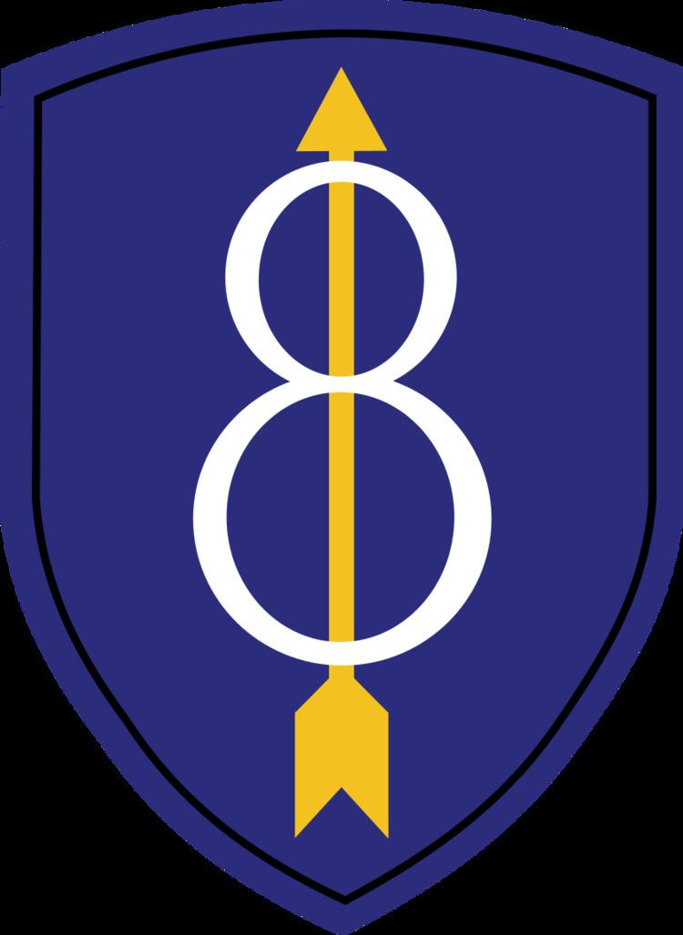 8th Infantry Division (United States)