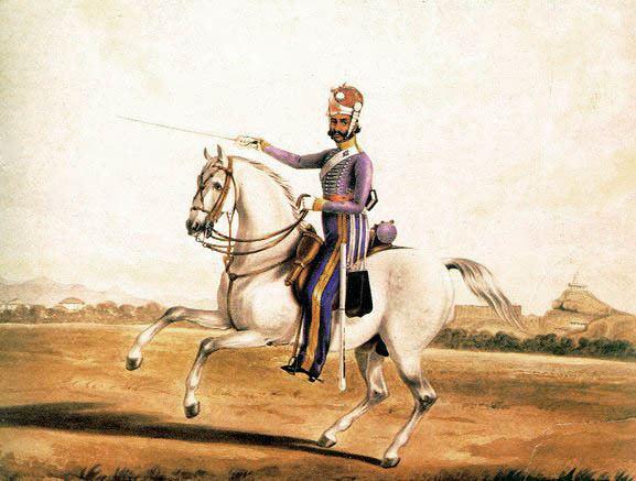 8th Light Cavalry