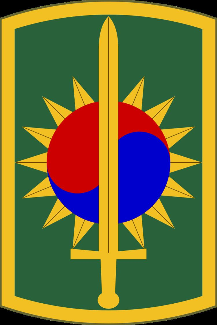 8th Military Police Brigade (United States)