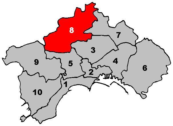 8th municipality of Naples