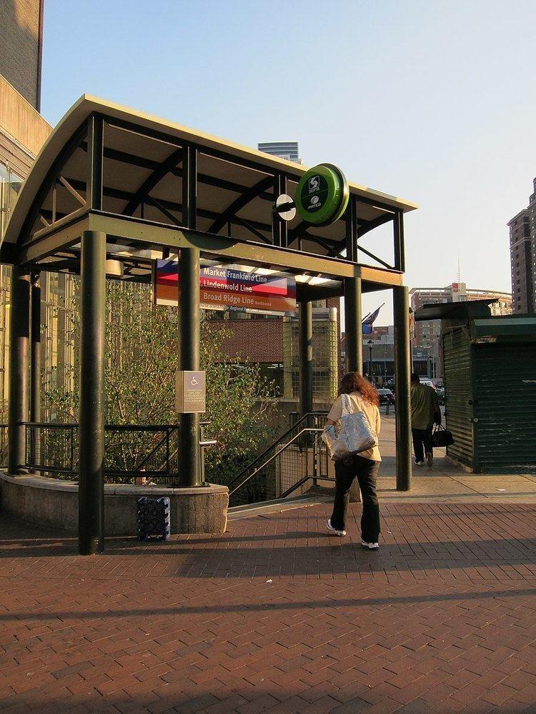 8th Street station (Philadelphia)