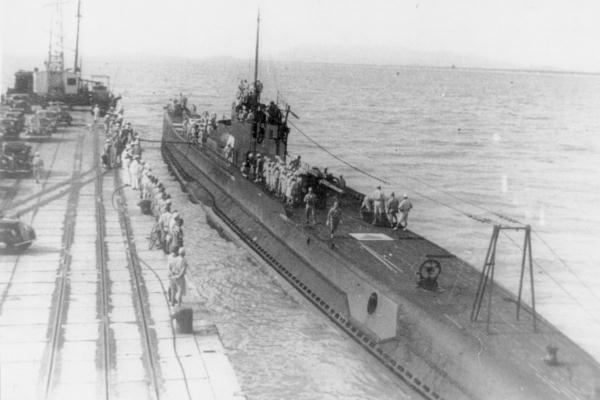 8th Submarine Squadron (Imperial Japanese Navy)