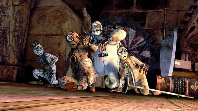 9 (2005 film) movie scenes