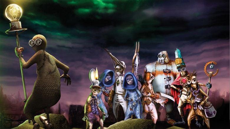 9 (2009 animated film) movie scenes