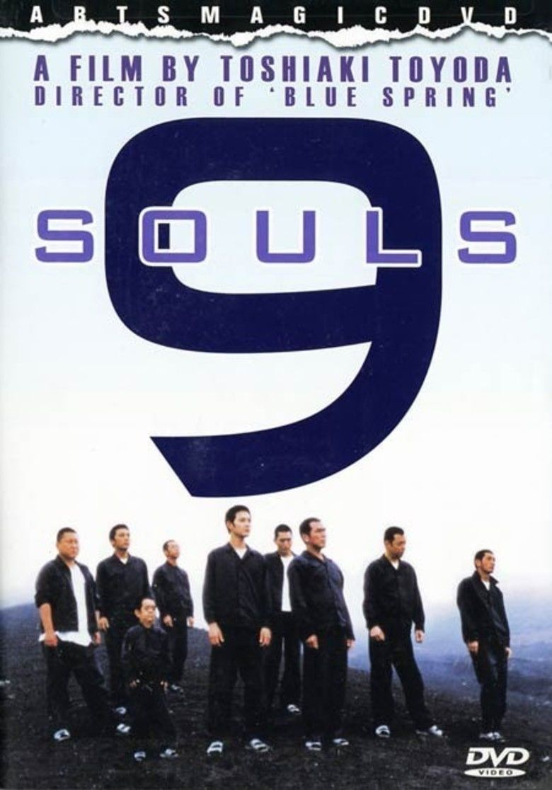 9 Souls movie poster