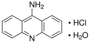 9-Aminoacridine 9Aminoacridine hydrochloride monohydrate 98 SigmaAldrich