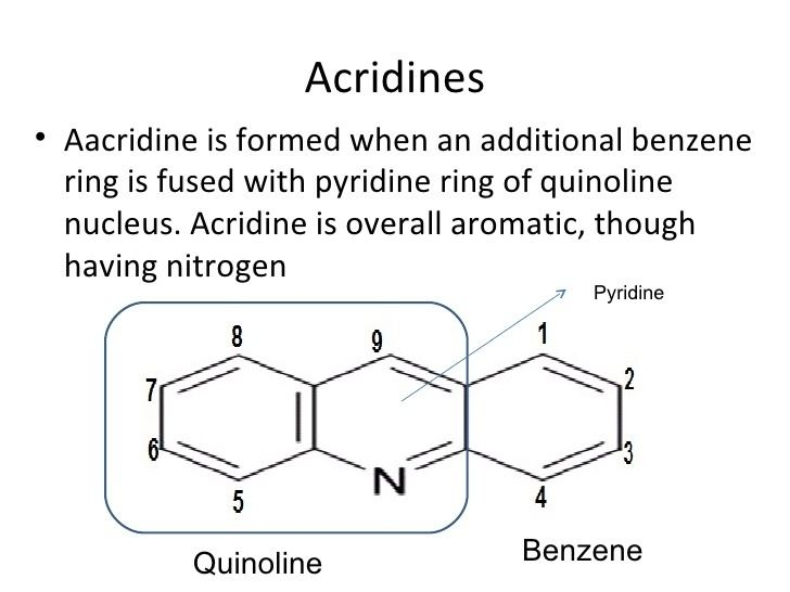 9-Aminoacridine 9 aminoacridine