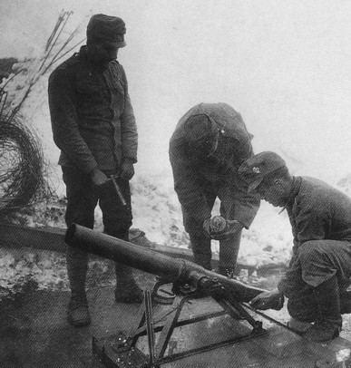 9 cm Minenwerfer M 14