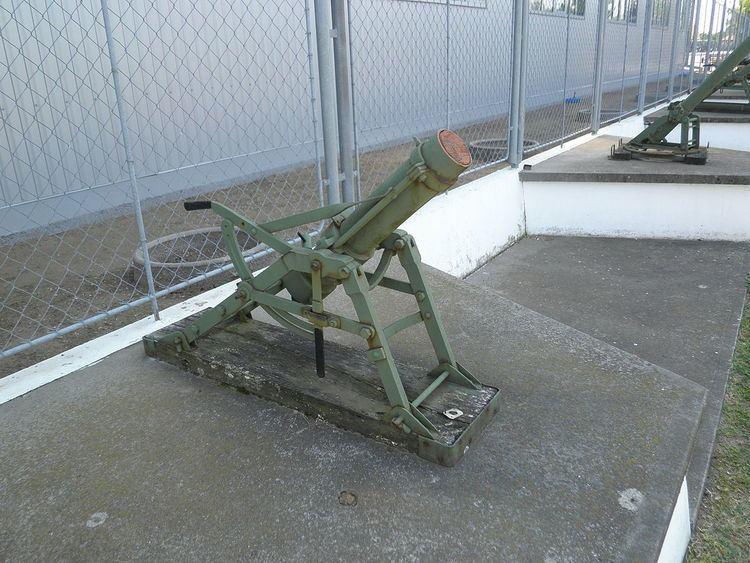 9 cm Mortar Type GR