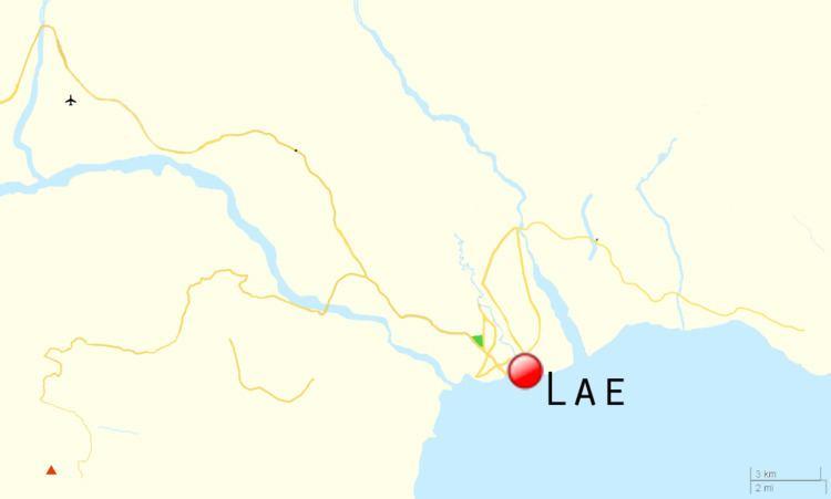 9 Mile, Lae