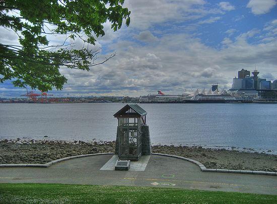 9 O'Clock Gun History of Stanley Park Nine O39clock Gun Inside Vancouver Blog