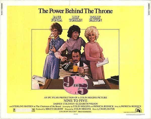 9 to 5 (film) The Film Bin Film Bin Commentary Nine To Five 1980