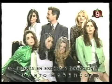 90-60-90 Modelos Natalia Oreiro en 906090 modelos 1995 YouTube