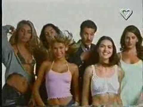 90-60-90 Modelos 906090 Modelos Apertura primera temporada YouTube
