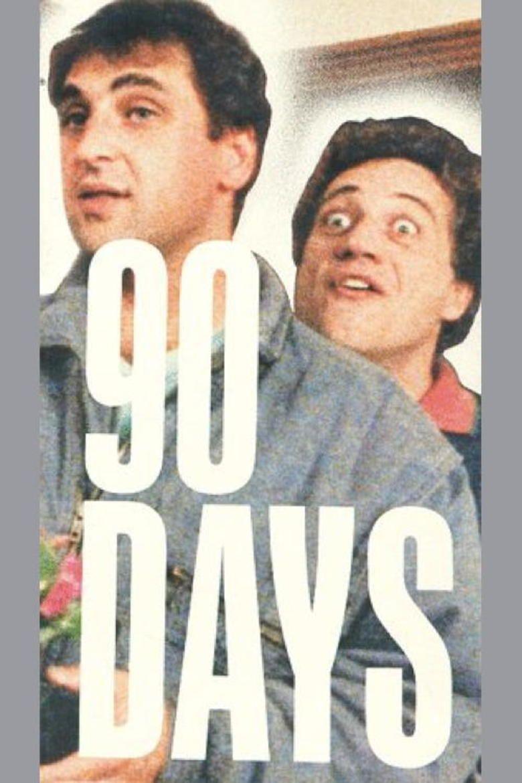 90 Days (film) movie poster
