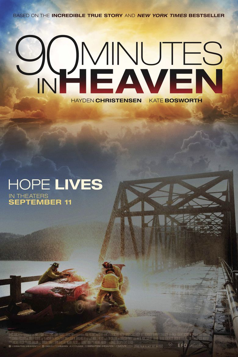 90 Minutes in Heaven (film) movie poster