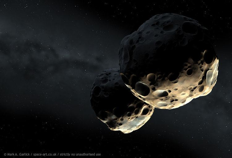 90 Antiope Binary Asteroid 90 Antiope 2008