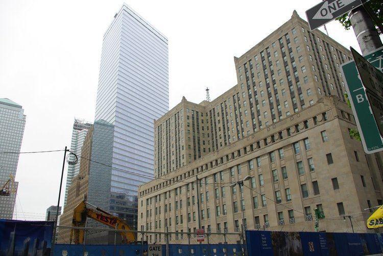 90 Church Street Panoramio Photo of 7 World Trade Center amp 90 Church Street
