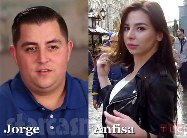 90 Day Fiance VIDEO PHOTOS 90 Day Fiance Season 4 cast names and where they39re form