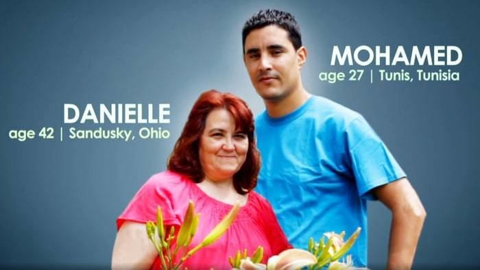 90 Day Fiance 90 Day Fiance Stars Danielle and Mohamed Split Us Weekly
