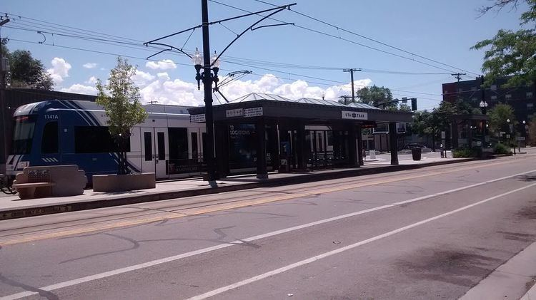 900 South (UTA station)