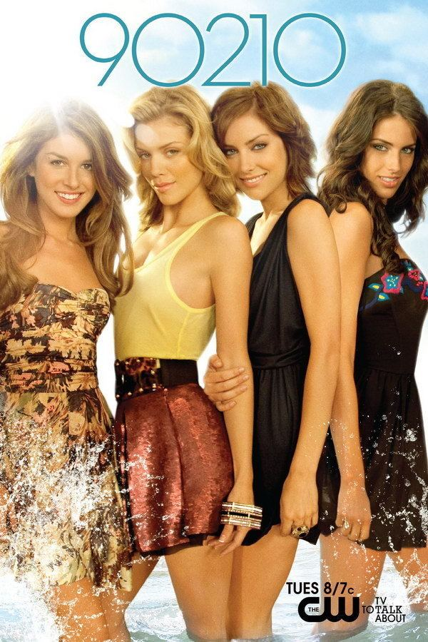 90210 (TV series) 90210 Font TV Show Font