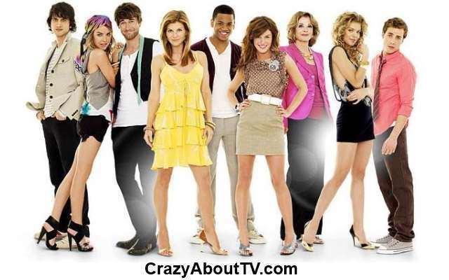 90210 (TV series) 90210 TV Series Cast Episodes