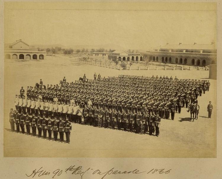 90th Regiment of Foot (Perthshire Volunteers)