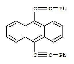 9,10-Bis(phenylethynyl)anthracene 910Bisphenylethynylanthracene supplier CasNO10075851