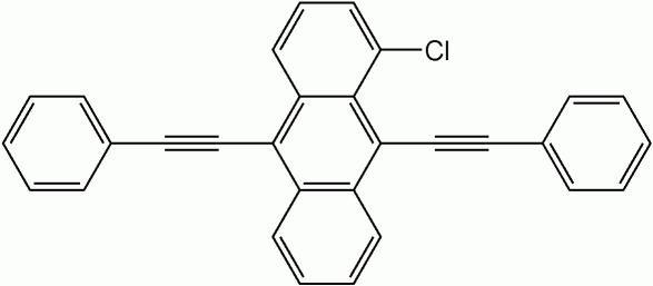 9,10-Bis(phenylethynyl)anthracene File1chloro910bisphenylethynylanthracenepng Wikimedia Commons