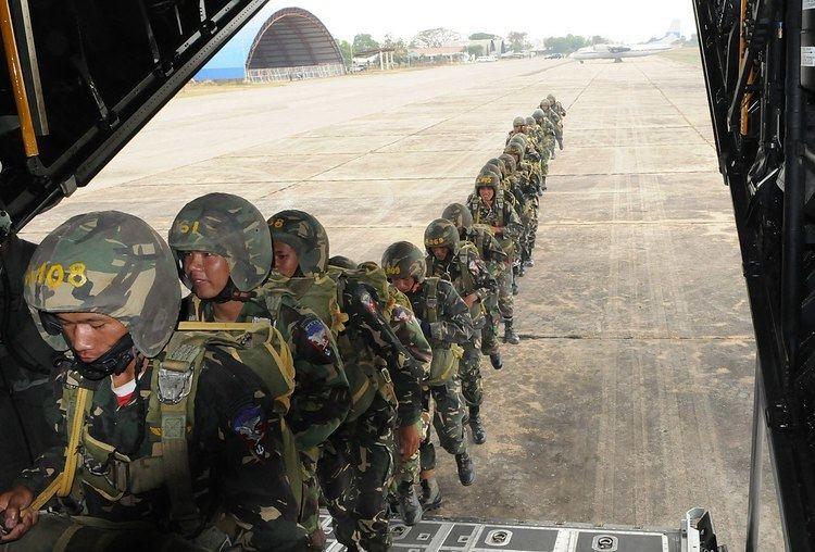 911 Special Forces Regiment