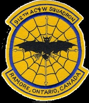 912th Aircraft Control and Warning Squadron