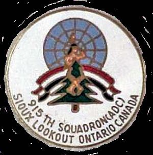 915th Aircraft Control and Warning Squadron