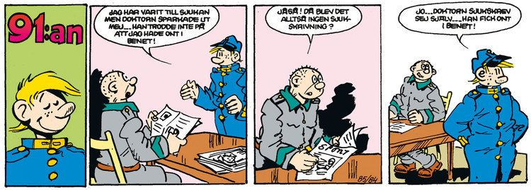 91:an (comic strip) 91an