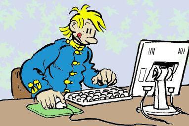 91:an (comic strip) 91an Den inofficiella hemsidan sedan 2001