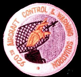 920th Aircraft Control and Warning Squadron