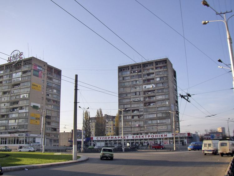 95th Block, Kryvyi Rih