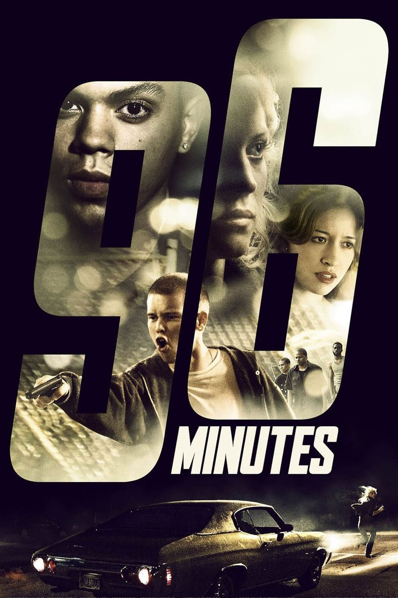 96 Minutes movie poster