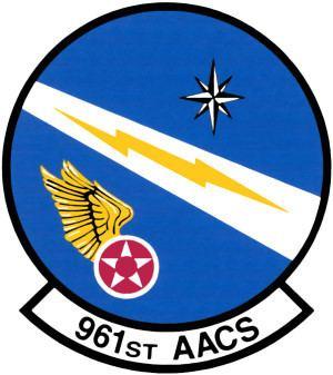 961st Airborne Air Control Squadron