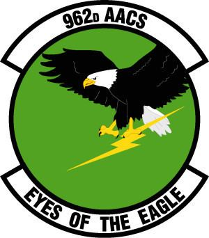 962d Airborne Air Control Squadron