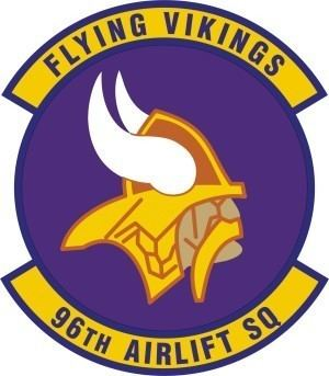 96th Airlift Squadron
