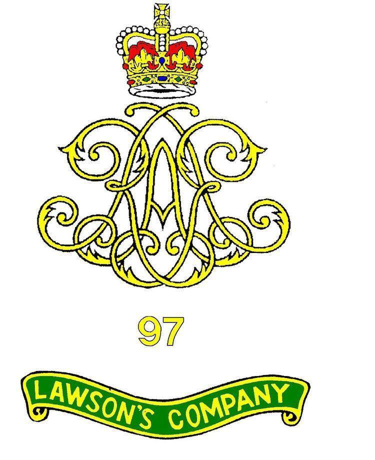 97 Battery (Lawson's Company) Royal Artillery